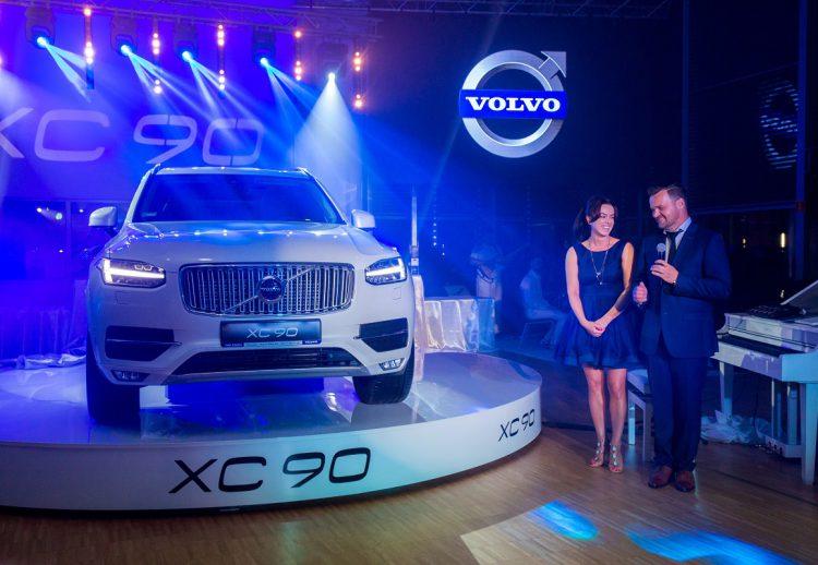 Prezentacja Modelu Volvo