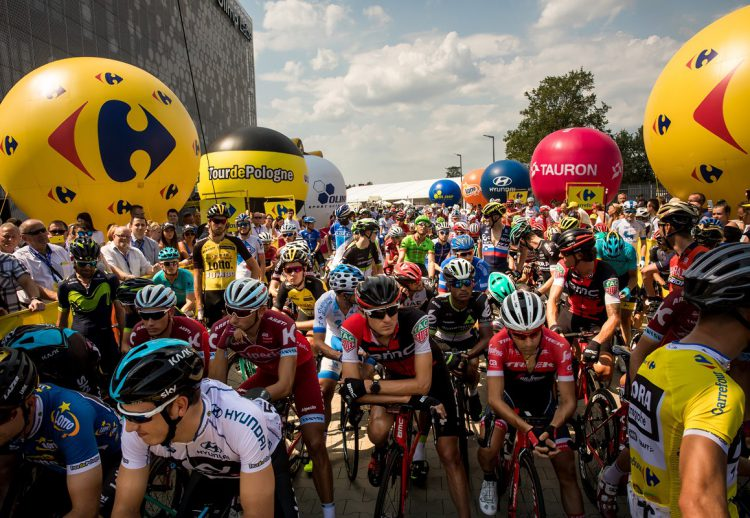 Tour de Pologne z Olimp Nagawczyna