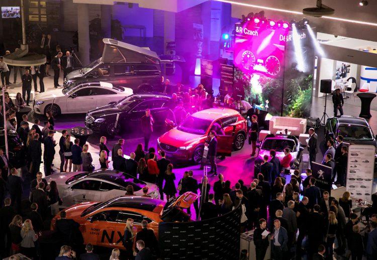 Prezentacja Mercedesa