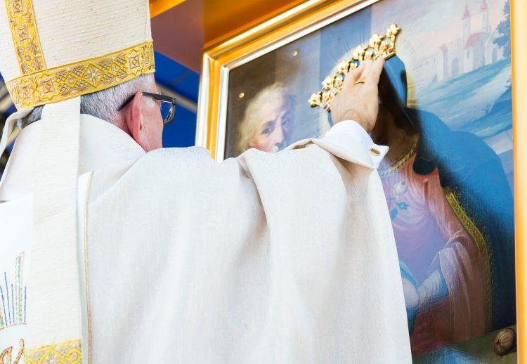 Koronacja Cudownego Obrazu Matki Bożej Chorzelowskiej