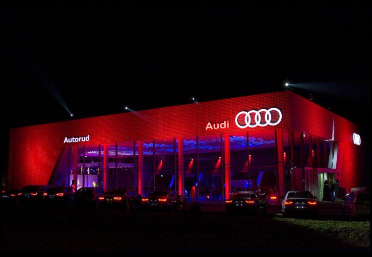 Otwarcie Pierwszego w Polsce Terminalu Audi